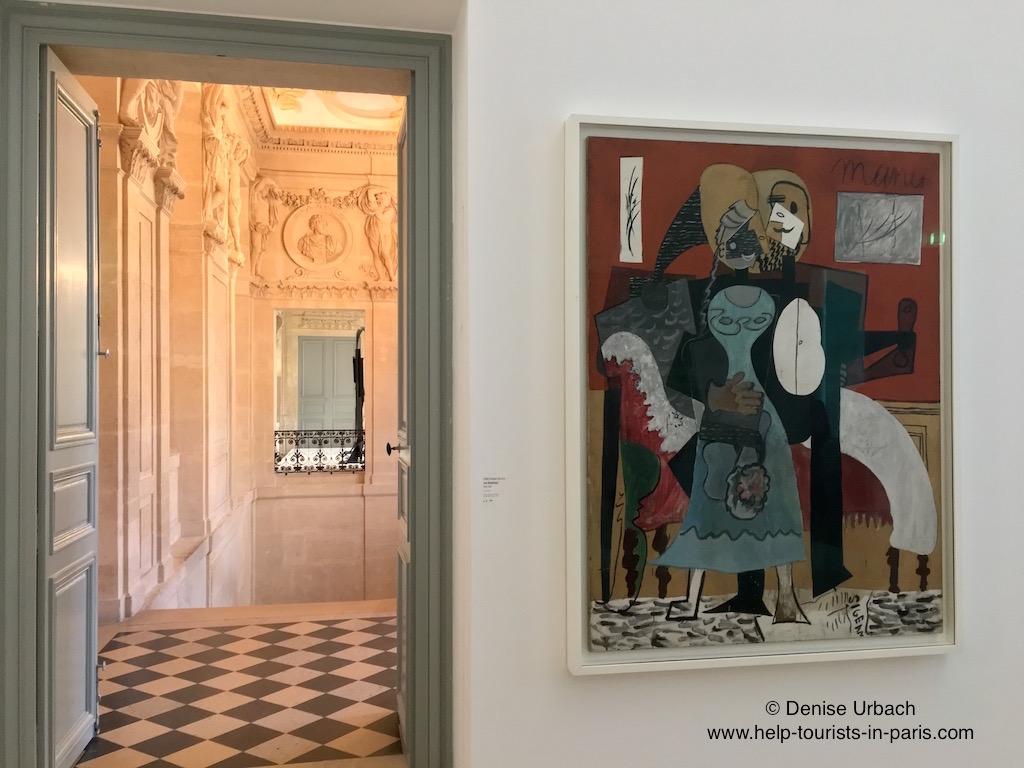 Picasso Museum Paris Detailansicht