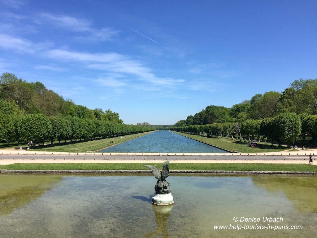 Schloss Fontainebleau Park