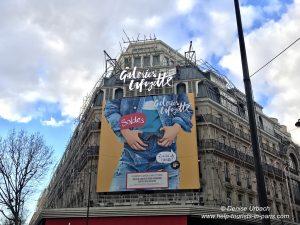 Kaufhaus Galeries Lafayette Paris