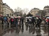 Regenwetter Paris