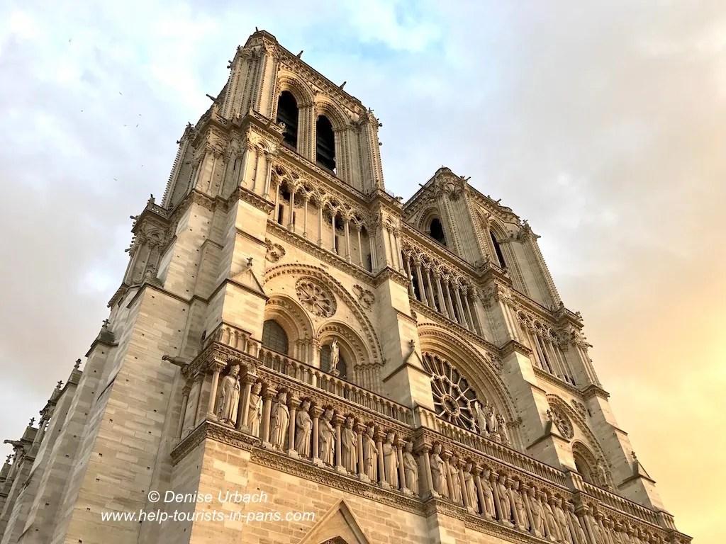 Türme Notre Dame