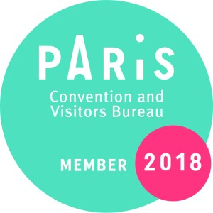 Logo Mitglied Paris Tourismusverband