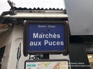 Marché aux puces Paris