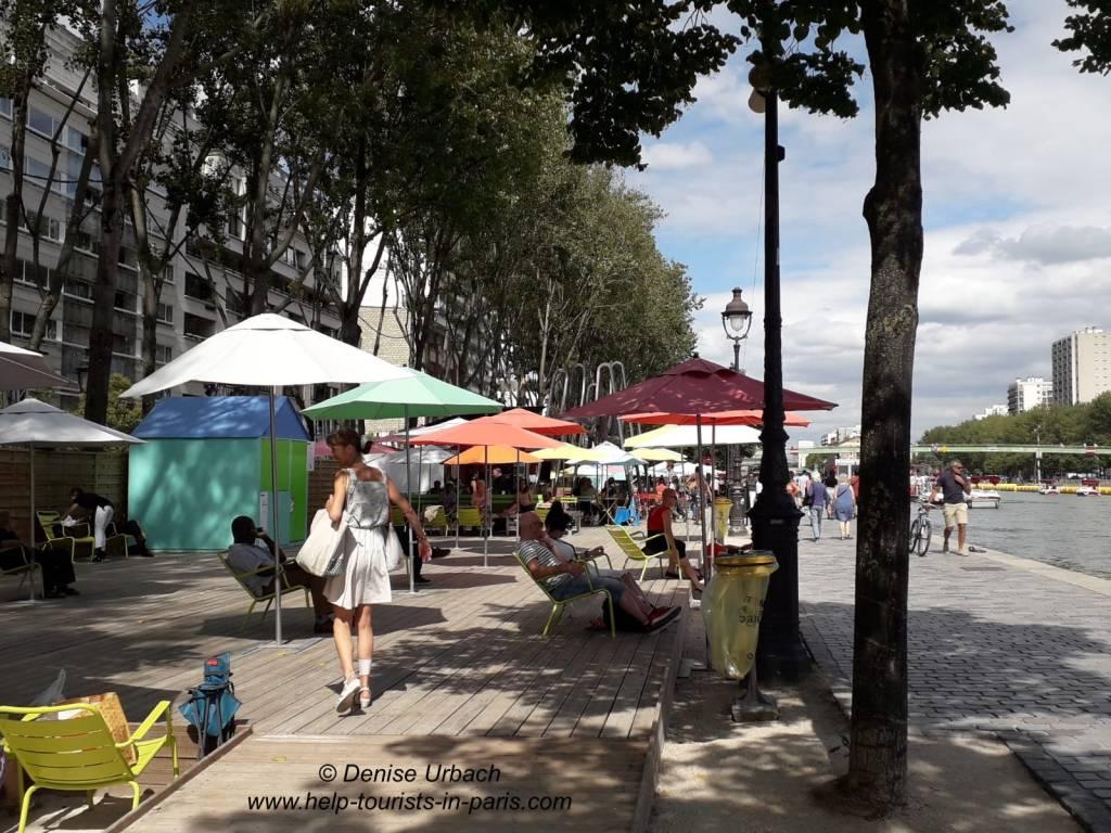 Sommer Paris Paris Plages