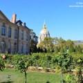 Sicht auf Invalidendom von Rodin Museum