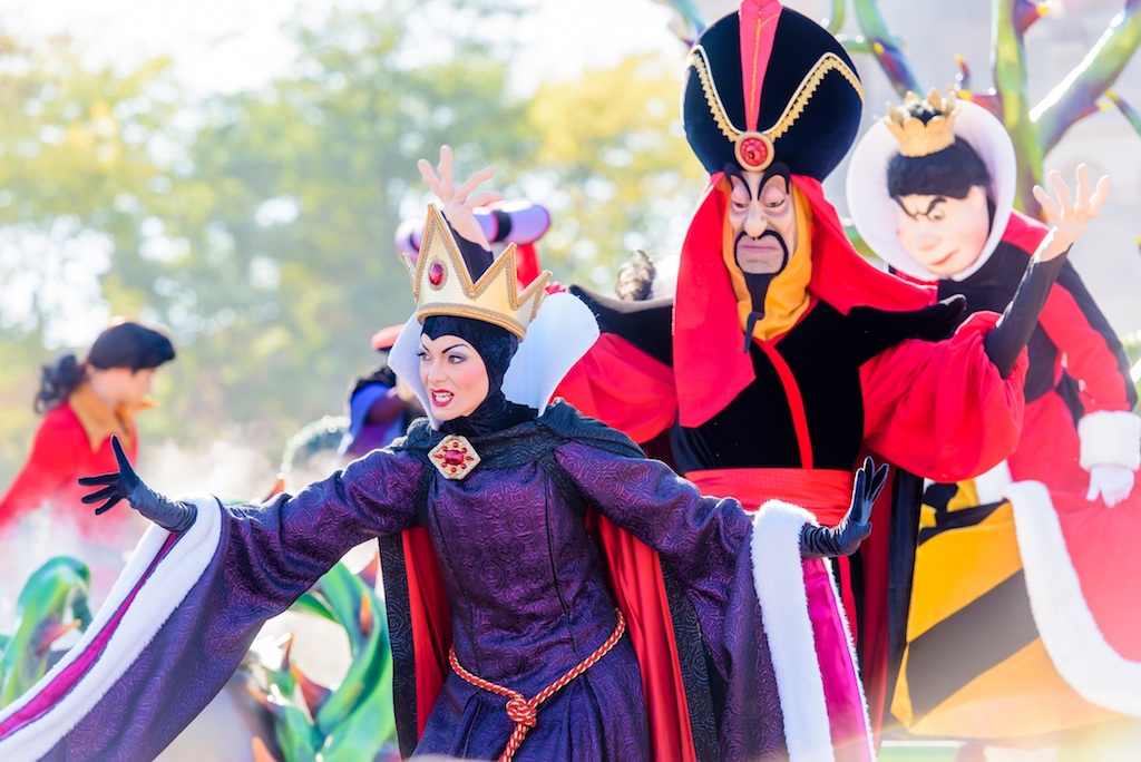 Halloween im Disneyland Paris © Disney