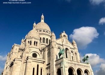 Basilika Sacré Coeur Paris
