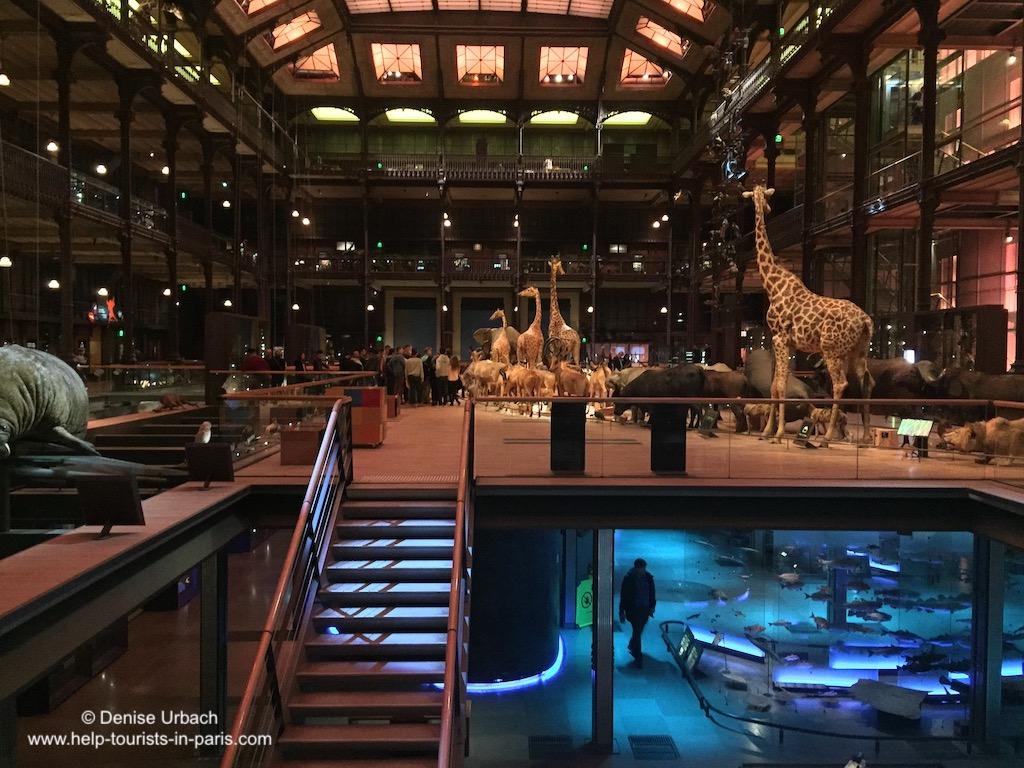 Paris Naturkundemuseum