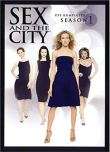 Sex and the city Filmcover