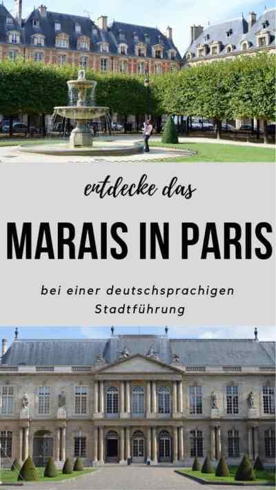 Marais Stadtführung buchen