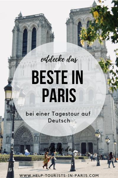 Stadtführung Tagestour durch Paris buchen