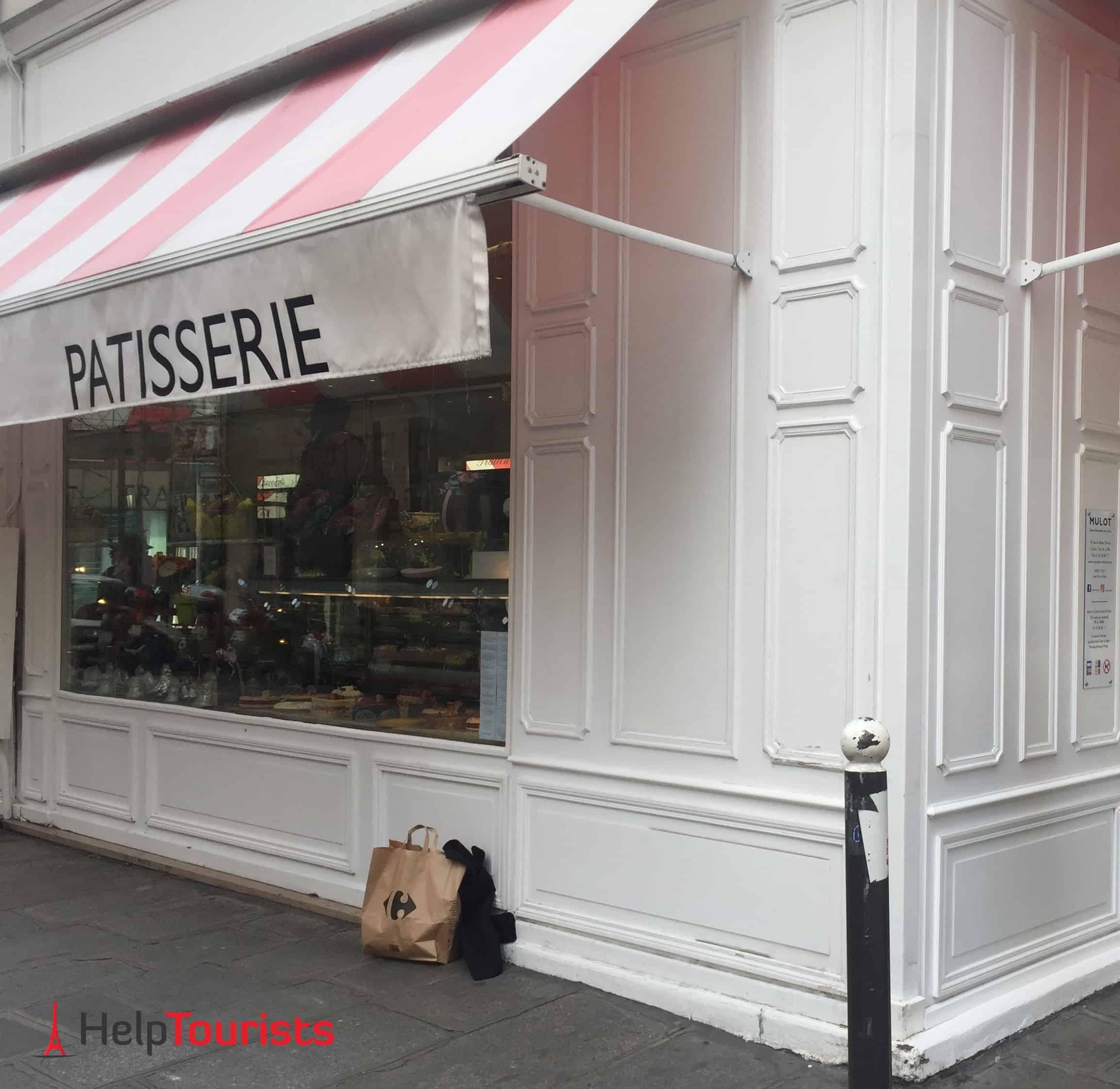 Boulangerie Mulot Paris