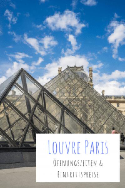 Louvre Tickets Eintritt