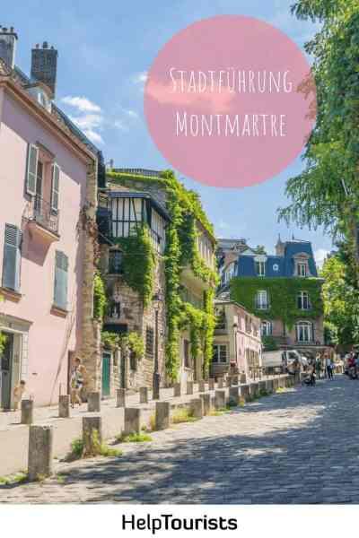 Stadtführung Montmartre