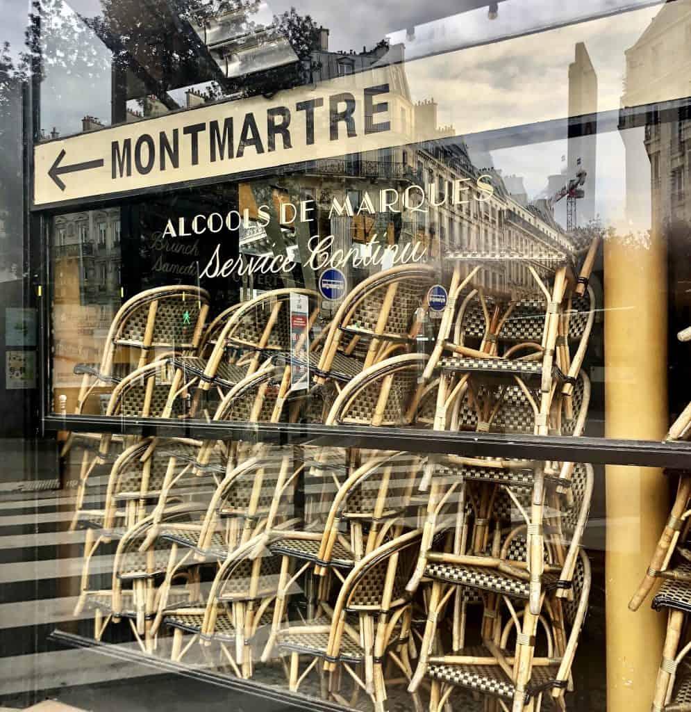 Paris Corona Tourismus