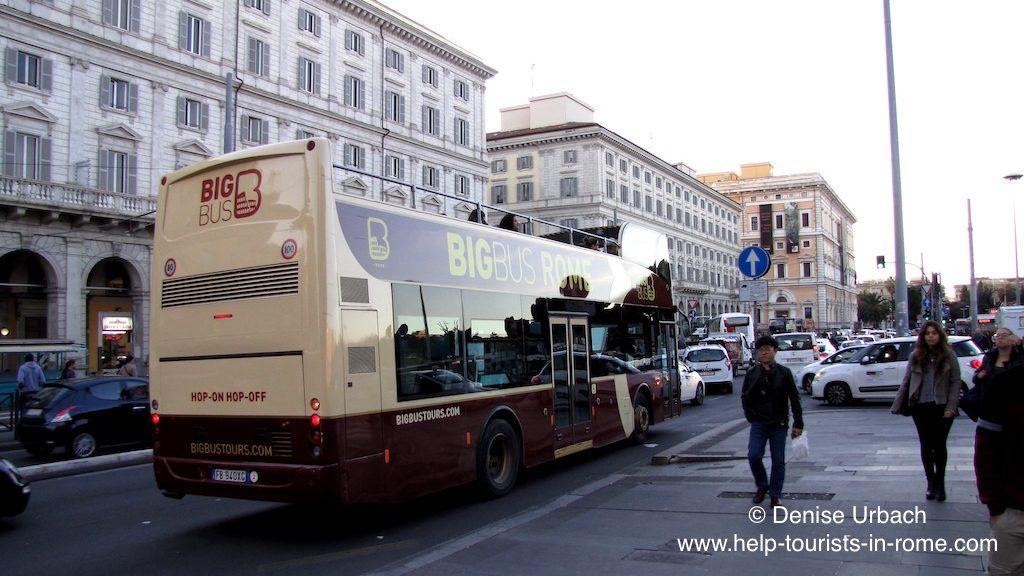 big-bus-sightseeing-rome