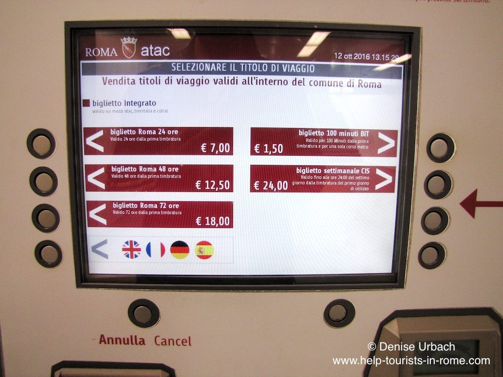 ticket-machine-in-metro-in-rome