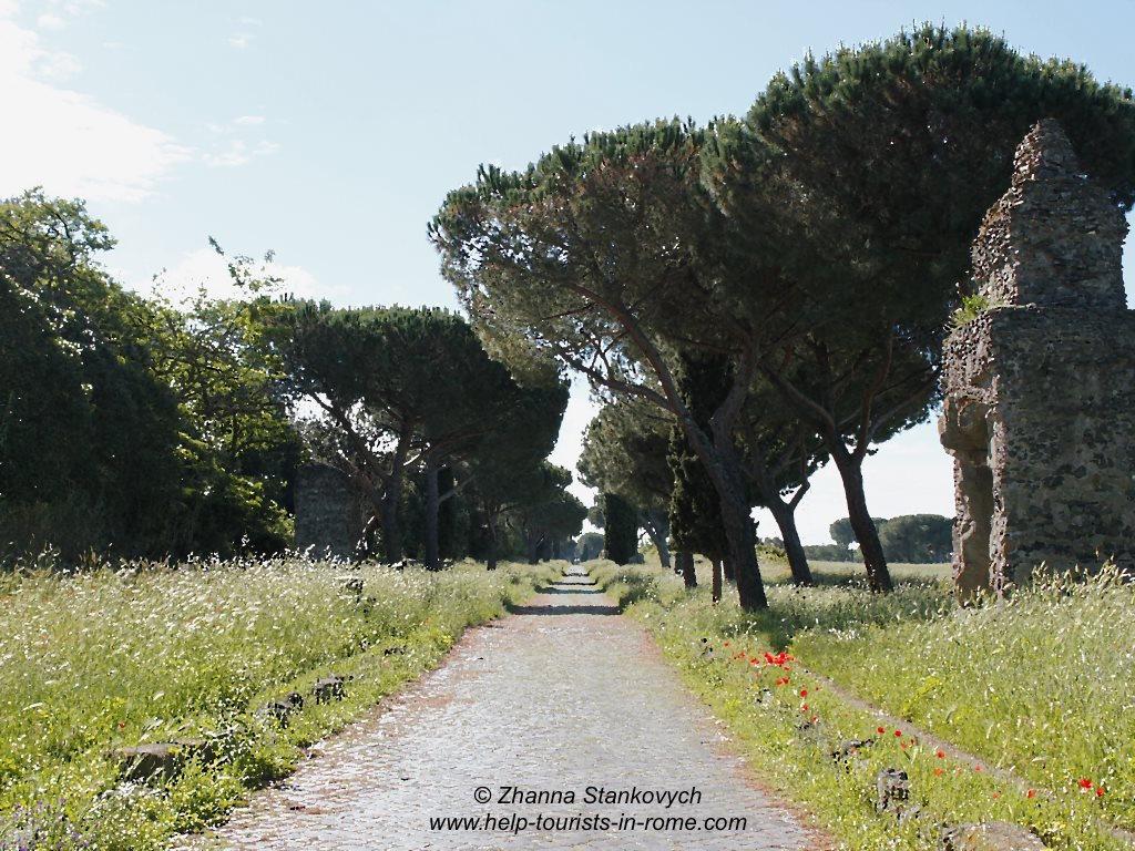 Appia Antica Panorama