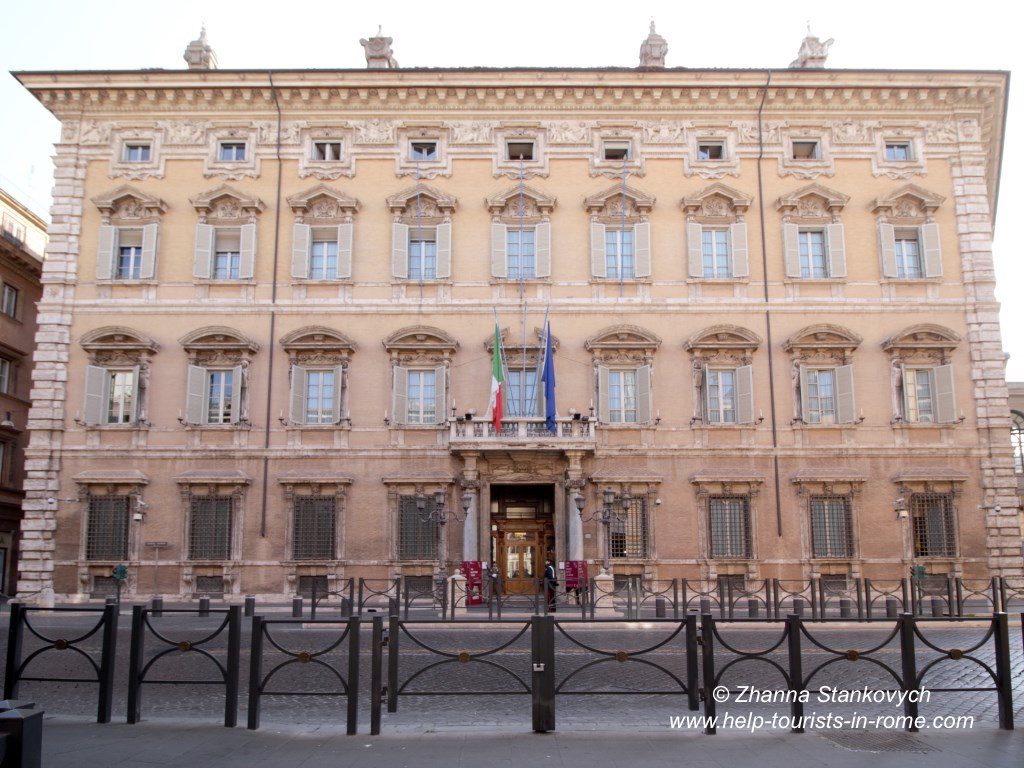 Palazzo Madama Rom