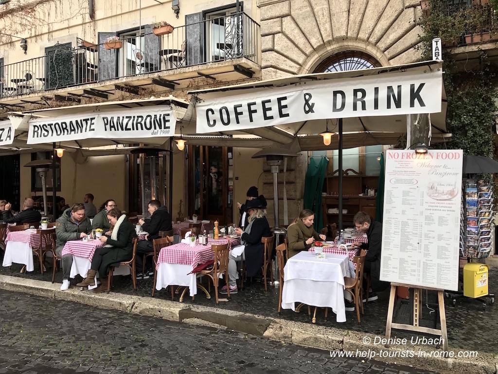 Restaurant Rom