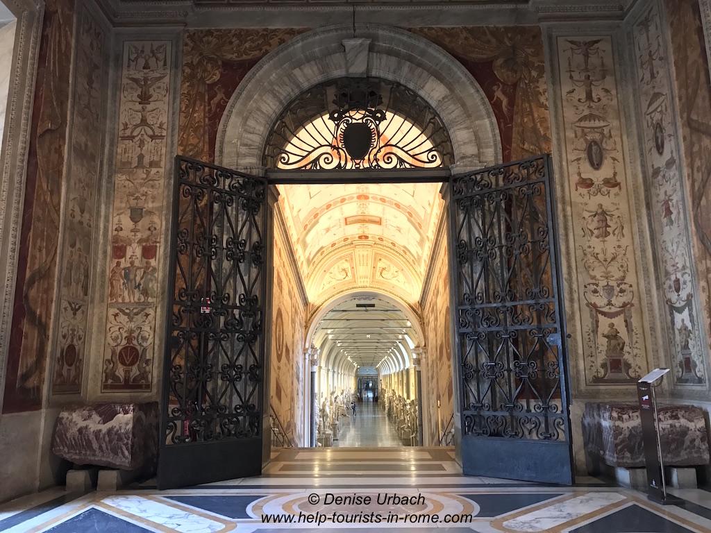 Vatikanische Museen Galerie