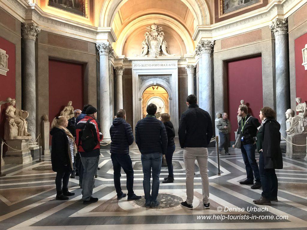 Vatikanische Museen geführte Tour