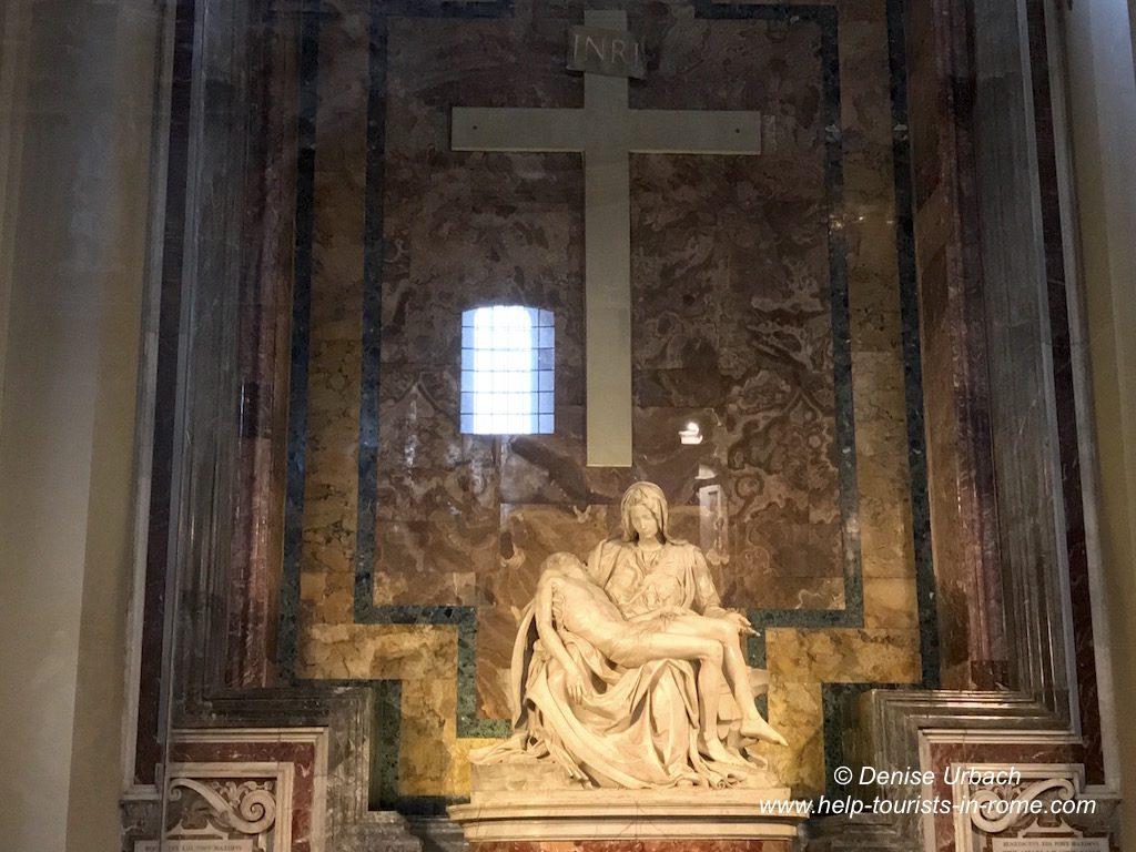 Michelangelo Pieta Rom