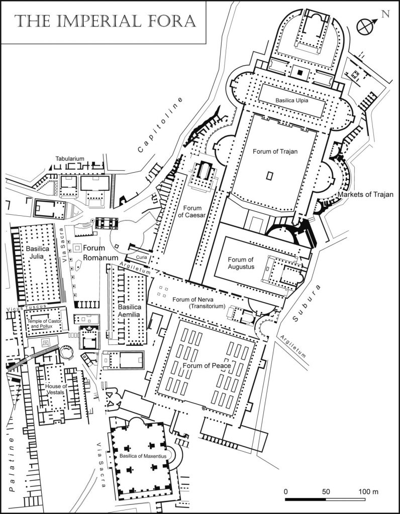 Roman Forum Map Roman Forum Rome: Tickets, map, hours and entrance | HelpTourists