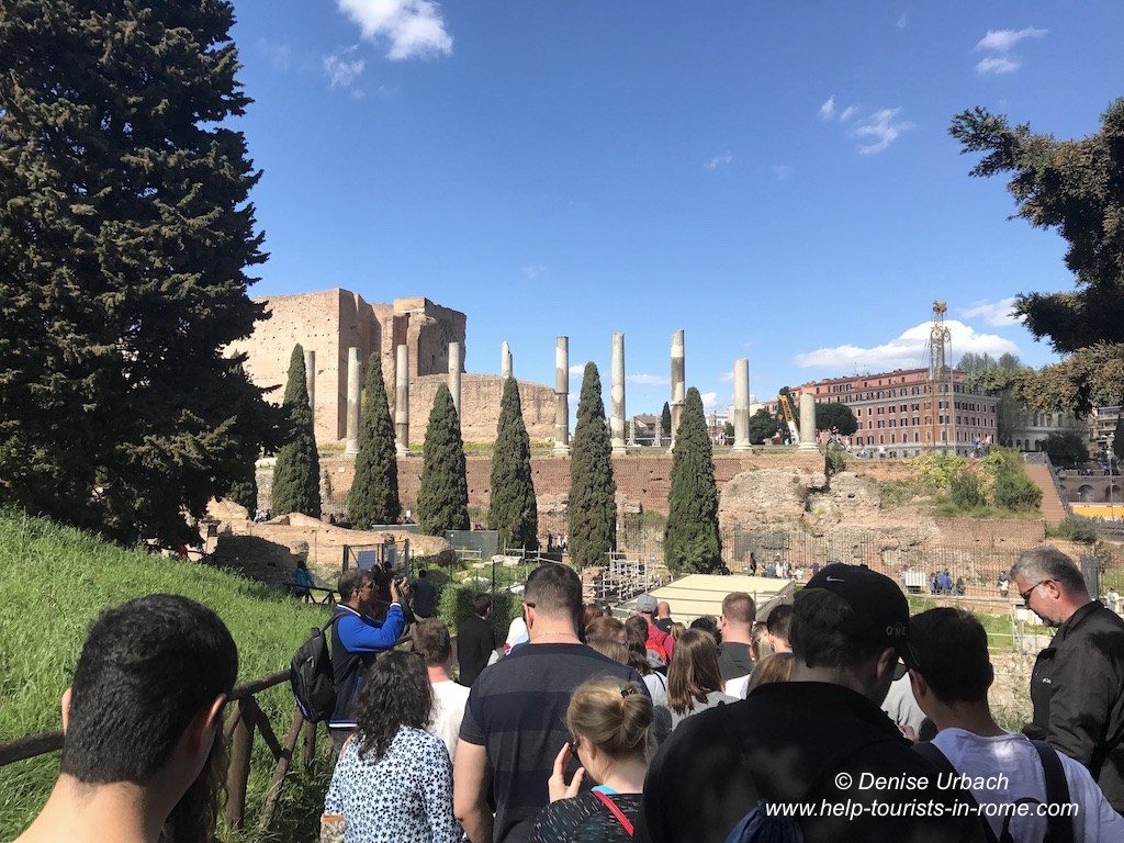 Forum-Roman-Rome