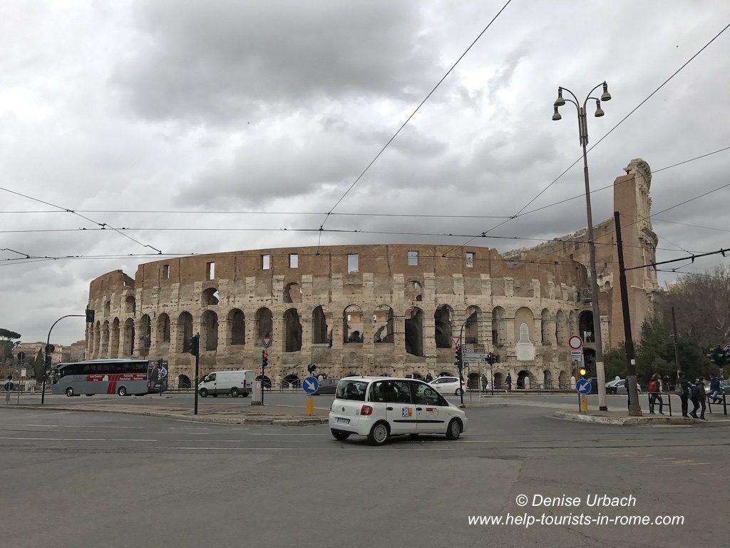 Taxis Rome italy