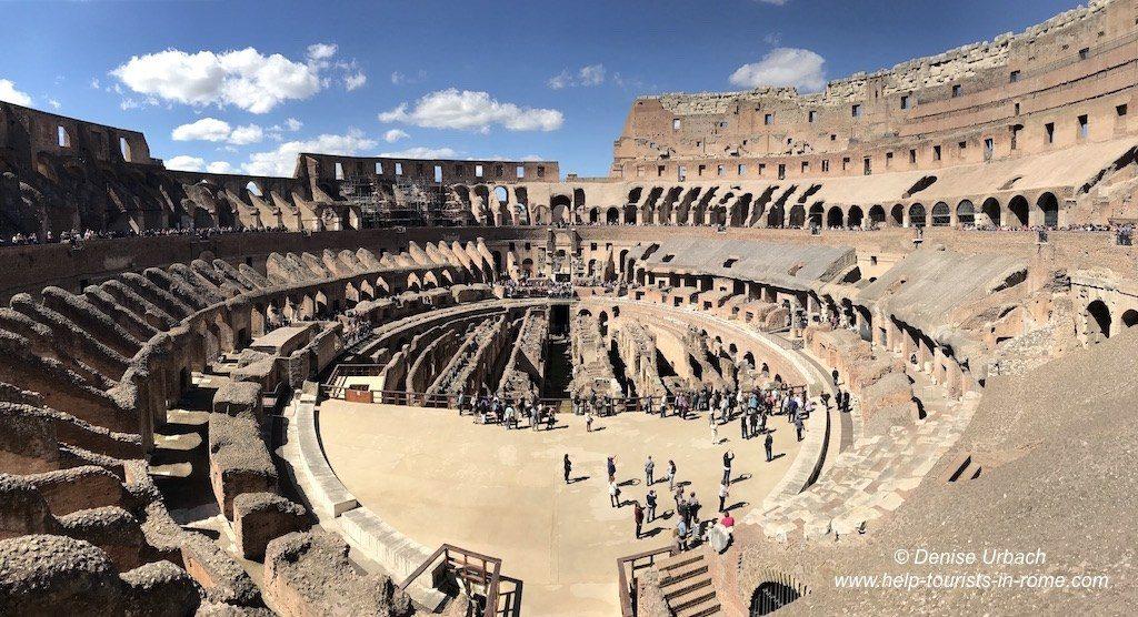 Colosseum Eintritt