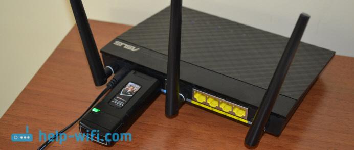 Wi-Fi w prywatnym domu przez modem 3G / 4G