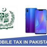 Huawei Nova 3i Mobile tax in pakistanCustom Duty Pakistan