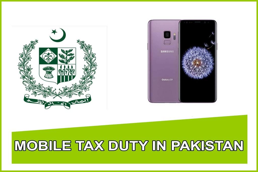 Samsung Galaxy S9 tax