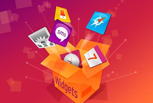 widgets Blogger free