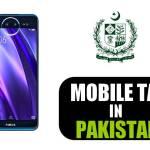 Vivo NEX 2 Mobile Tax | Custom Duty in Pakistan | PTA