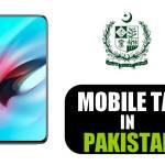Vivo APEX 2020 Mobile Tax | Custom Duty in Pakistan | PTA