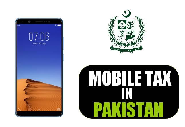 Vivo Y71 Mobile Tax   Custom Duty in Pakistan   PTA