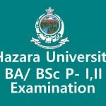BA/ BSc P- I,II & COMPOSITE ANNUAL EXAMINATION 2020