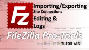 HostedFTP Filezilla Tutorial