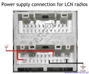 RNS 310  LCN  HRNS | Martech Box3 Help