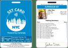 SST Card New York City