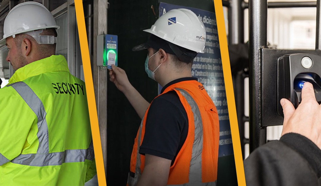 The 3 Types of Physical Access Control in Construction