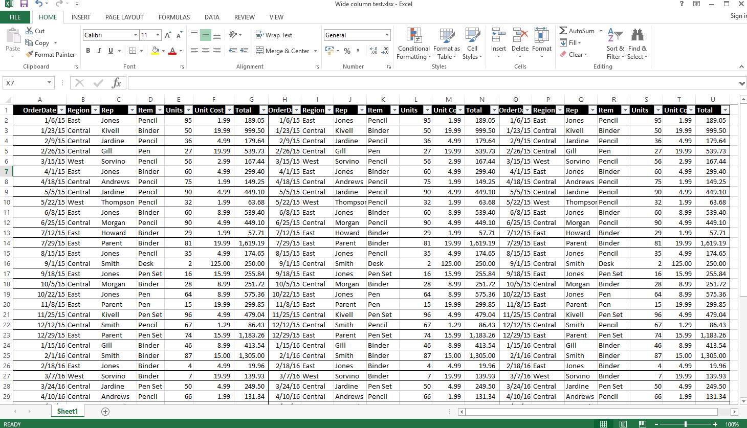 Help Print Sheet