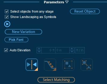 Pool Studio Landscaping Adjusting Items