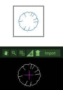 VizTerra AutoCAD Importing Symbols and Templates into Library