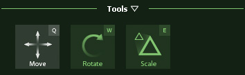 VizTerra Terrain 2D Tools