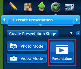 PS Enter Presentation