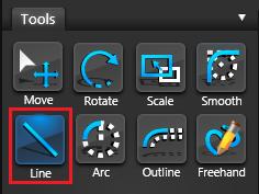 Vip3D Tools Line