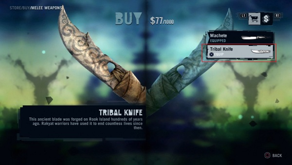 Far Cry 3 Tribal Knife Wwwpixsharkcom Images